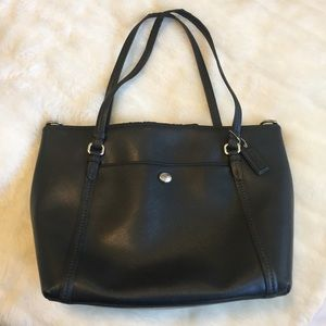 Black Coach Factory Purse